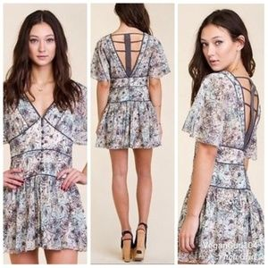 Free People | Ivory Combo Perfect Dream Dress (4)